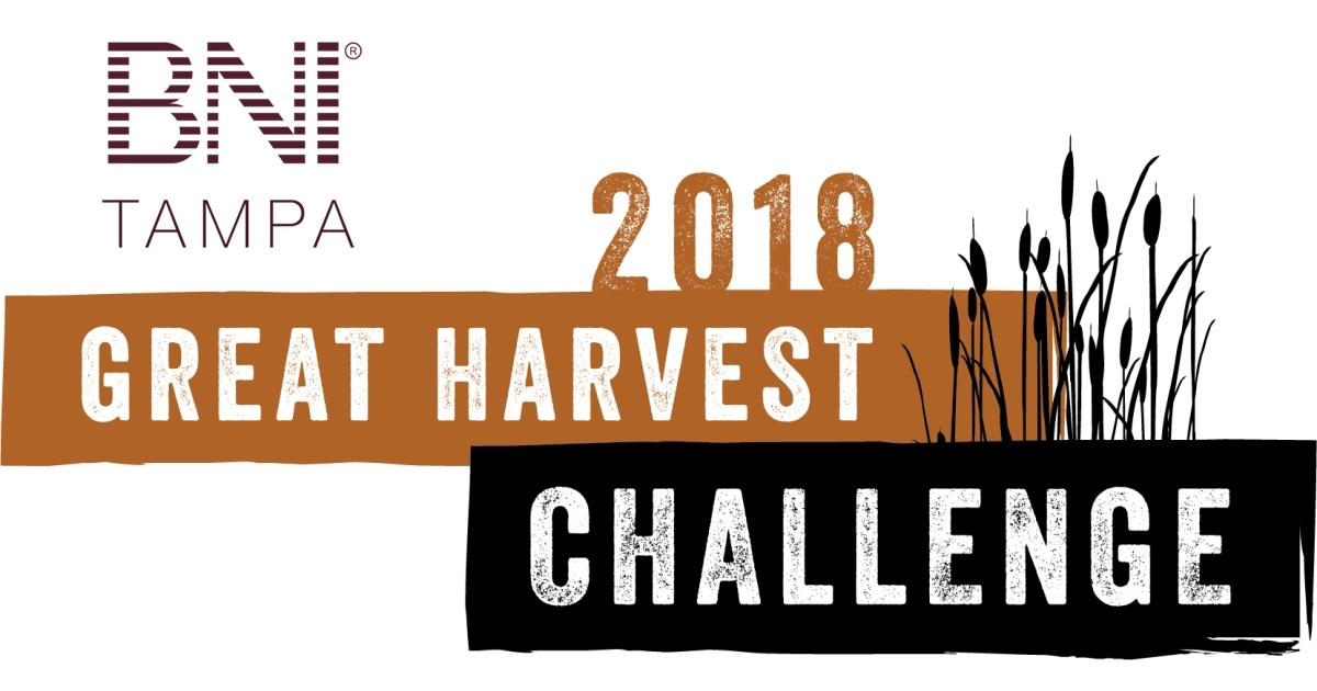 Great Harvest Challenge 2018
